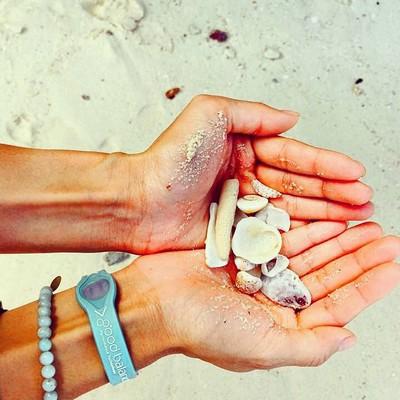 Energi armbånd Caribbean Mint